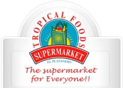 Tropical Foods logo